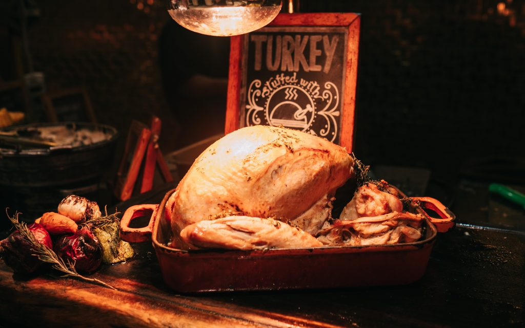 automate thanksgiving meal