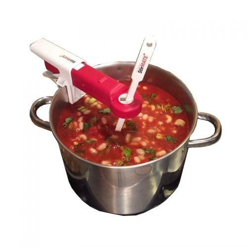 automatic pot stirrer