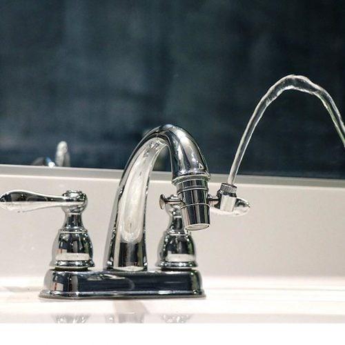 sink fountain attachment