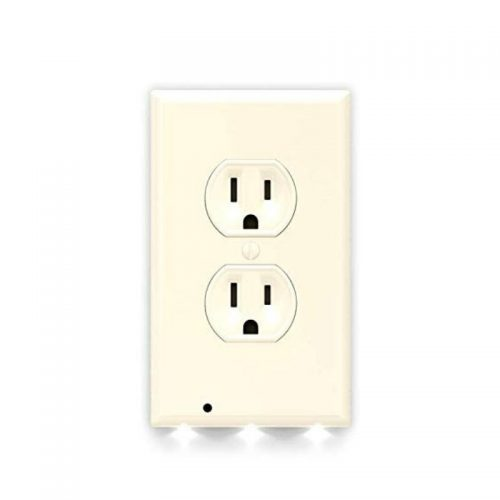 power outlet night light