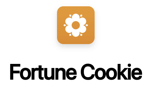 favorite ios shortcut fortune cookie