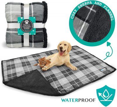 waterproof dog blanket