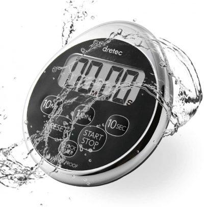 Waterproof Shower Timer
