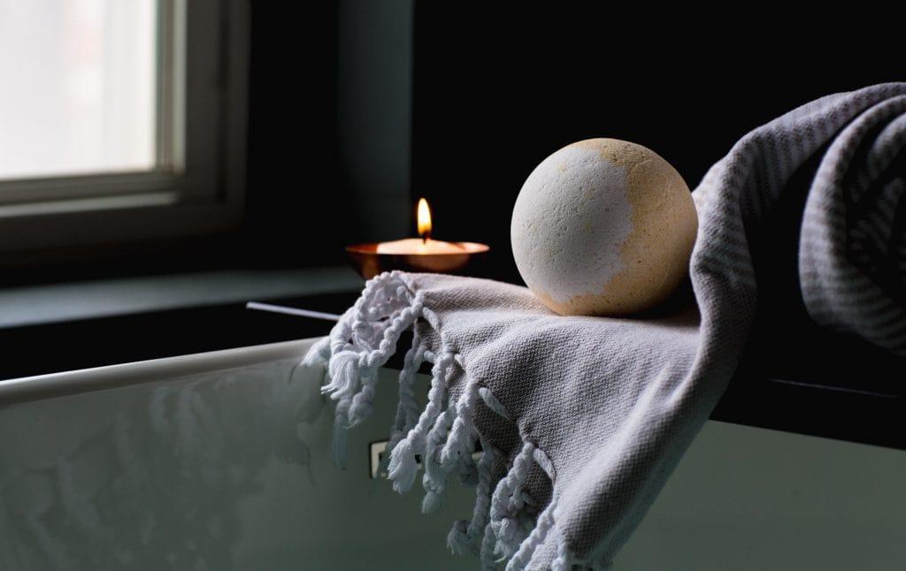bath routine