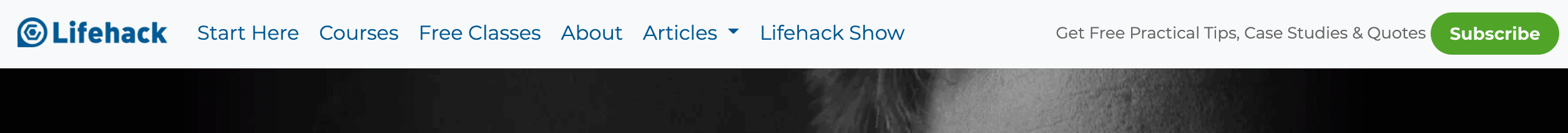 top productivity blogs lifehack