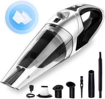 rechargeable car vacuum