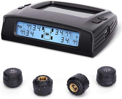 car tire pressure monitor