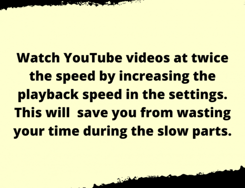 YouTube Life Hack