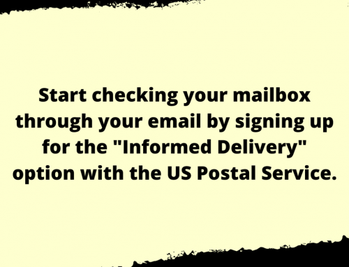 Post Office Life Hack